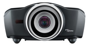 Optoma HD90, LED Home Theater projector