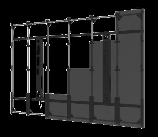 LED-Wall Halterung