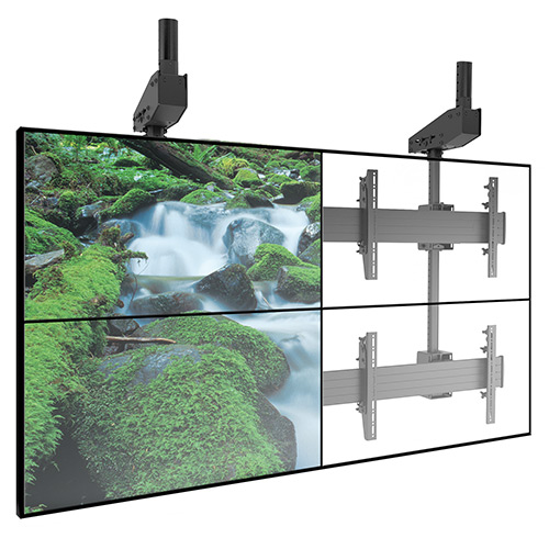 LCM2X2U Displaywall Halterung