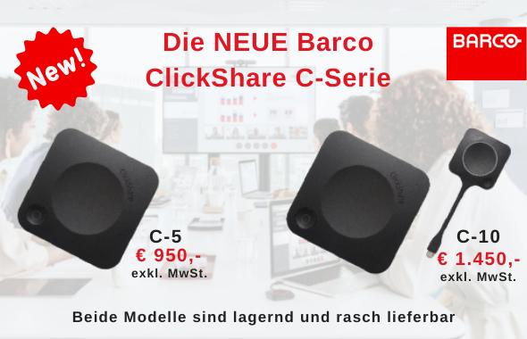 ClickShare Present Serie LP